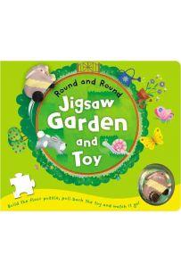 Round and Round : Jigsaw Garden & Toy