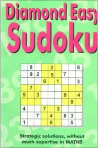 Diamond Easy Sudoku
