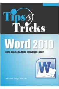 Tips & Tricks Word 2010