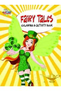 Fairy Tales Colouring & Activity Book