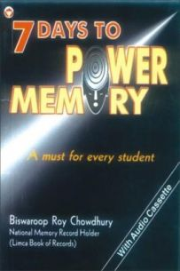 7 Days To Power Memory(With Audio Cassette)