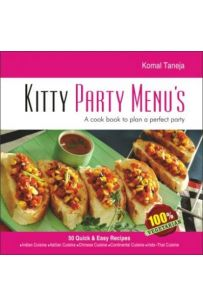 Kitty Party Menu'S