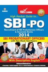 SBI P.O. Guide 2014