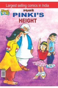 Pinki's Height English