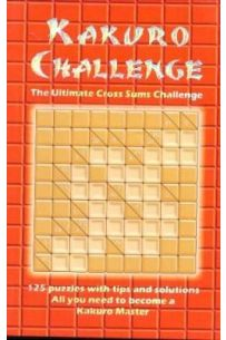 Kakuro Challange(The Ultimate Cross Sums Challenge)