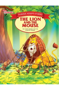 AESOP'S FABLE Stories The Lion and the mouse PB English