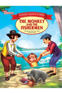 AESOP'S FABLE Stories The Monkey and the Fisher Men PB English