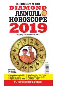 Diamond Annual Horoscope 2019 PB English