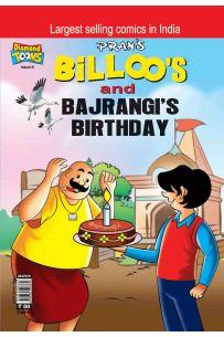Billo And Bajrangi's Birthday