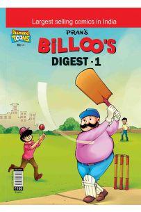 Billo's Digest Comic - 1