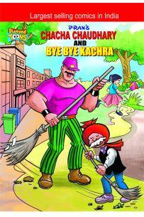 Chacha Chaudhary And Bye Bye Kachra