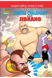 Chacha Chaudhary And Jibrano In English