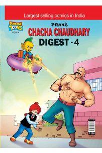 Chacha Chaudhary Digest 4
