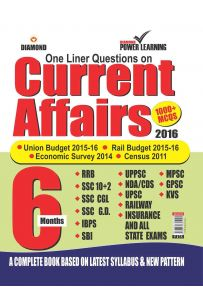 Current Affairs & General Knowledge 2016