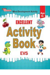 Activity EVS Book 6 plus PB English