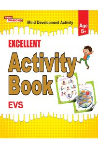 Activity EVS Book 5 plus PB English