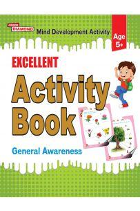 Activity General Awareness Book 5 plus PB English