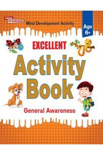 Activity General Awareness Book 6 plus PB English