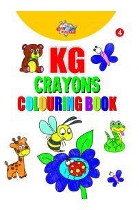 KG Colouring Book Part 4