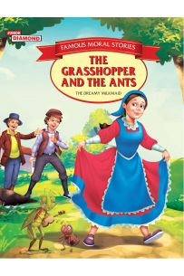 Famous Moral Stories The Grasshopper And The Ants