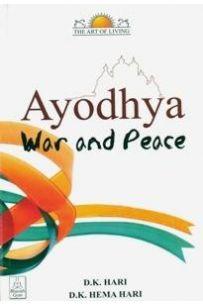 Ayodhya War And Peace