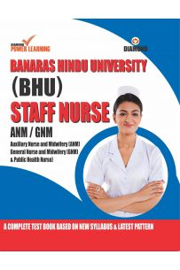 BHU Staff Nurse (ANM) (GNM) English