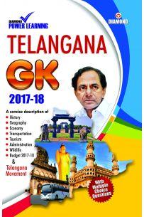 Telangana GK English
